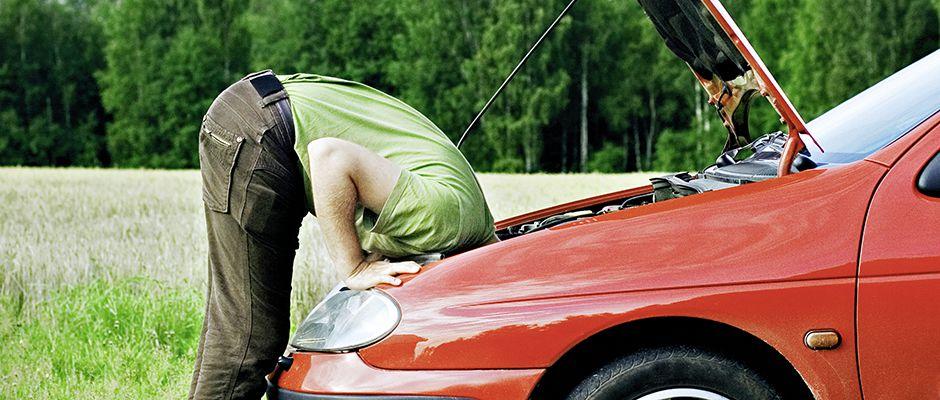 Les bons r flexes avoir en cas de panne de voiture for Reprise voiture en panne garage