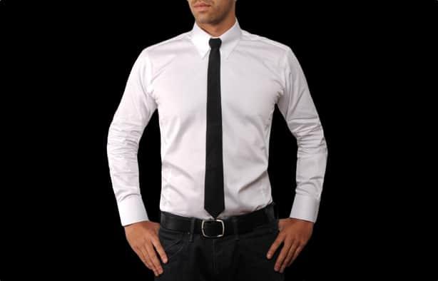 Valoriser son c t masculin gr ce une bonne chemise ma gazette - Chemise cravate homme ...