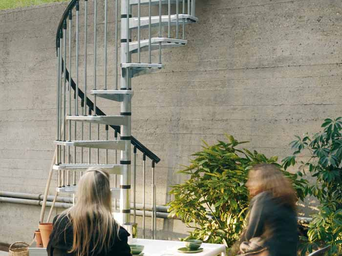 Magazette - Quels usages pour un escalier extérieur 3