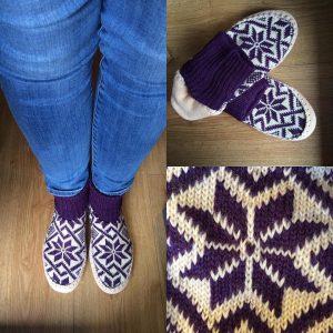 chausson-chaussette-femme