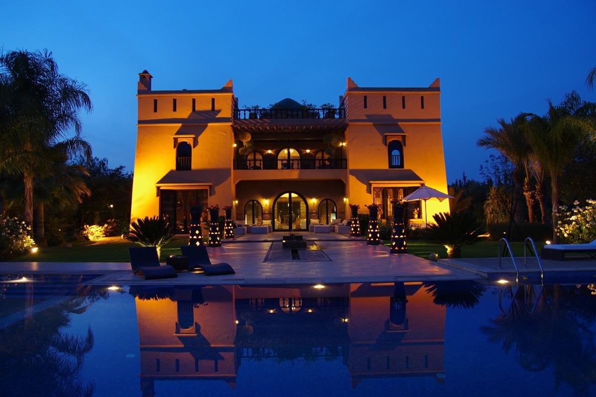 optez pour un s jour de luxe marrakech ma gazette. Black Bedroom Furniture Sets. Home Design Ideas