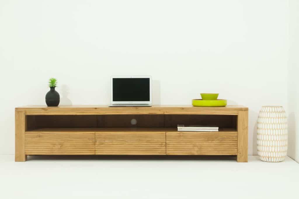 quels mat riaux choisir pour son meuble tv ma gazette. Black Bedroom Furniture Sets. Home Design Ideas