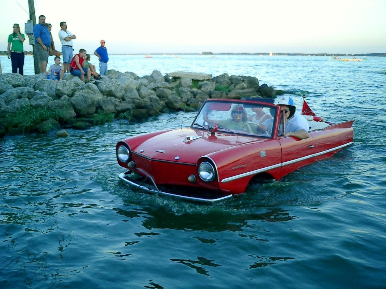 voiture amphibie