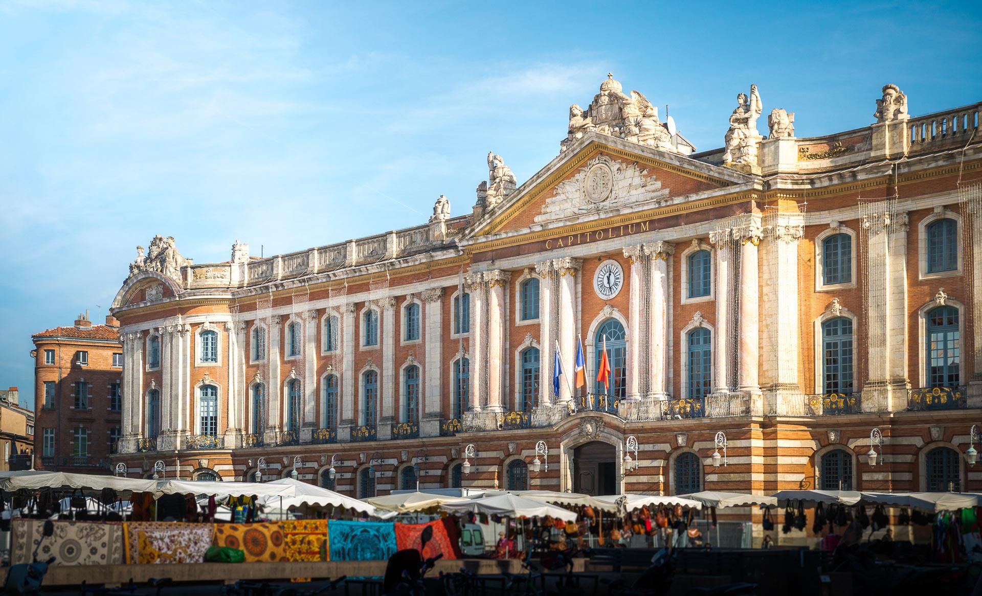 Découvrez les sites touristiques de Toulouse