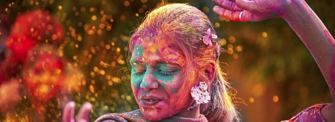 célébration Inde