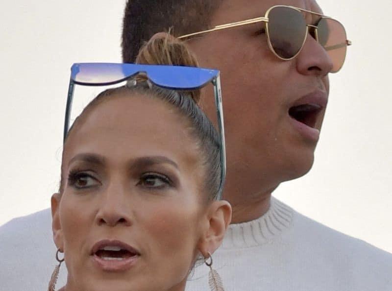 Jennifer Lopez célibataire C'est terminé avec Alex Rodriguez