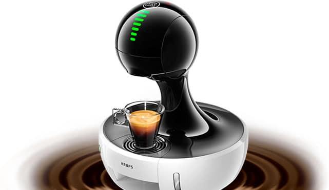 La machine à café de nescafé : la dolce gusto