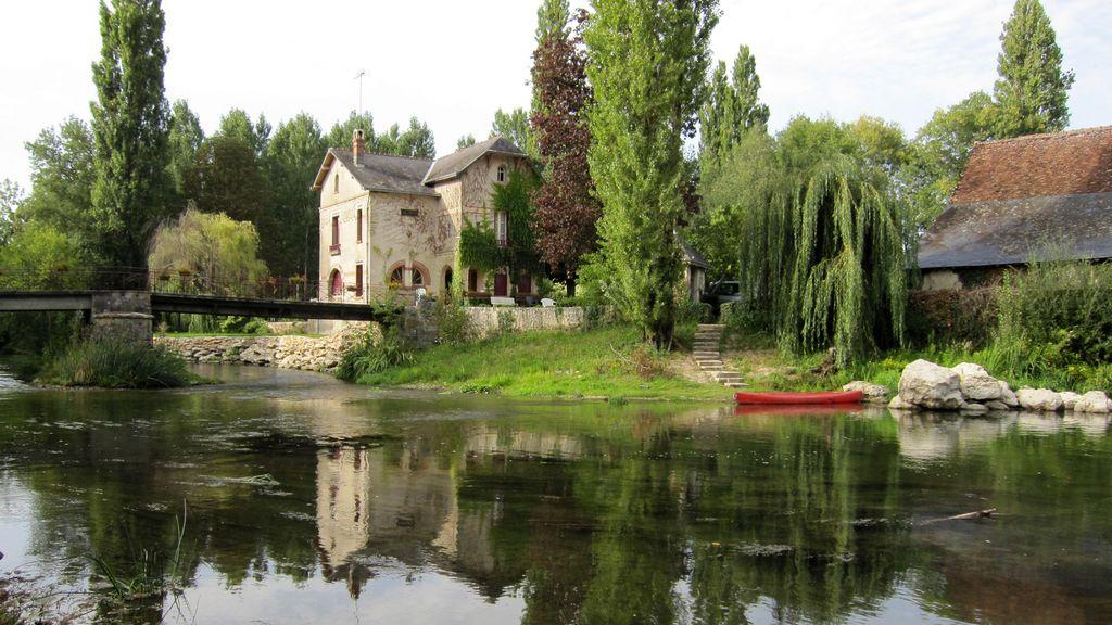 Moulin de l'Isle Auger - Location Vacances Touraine