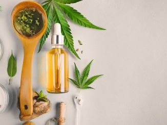 Produits et feuilles de cannabis