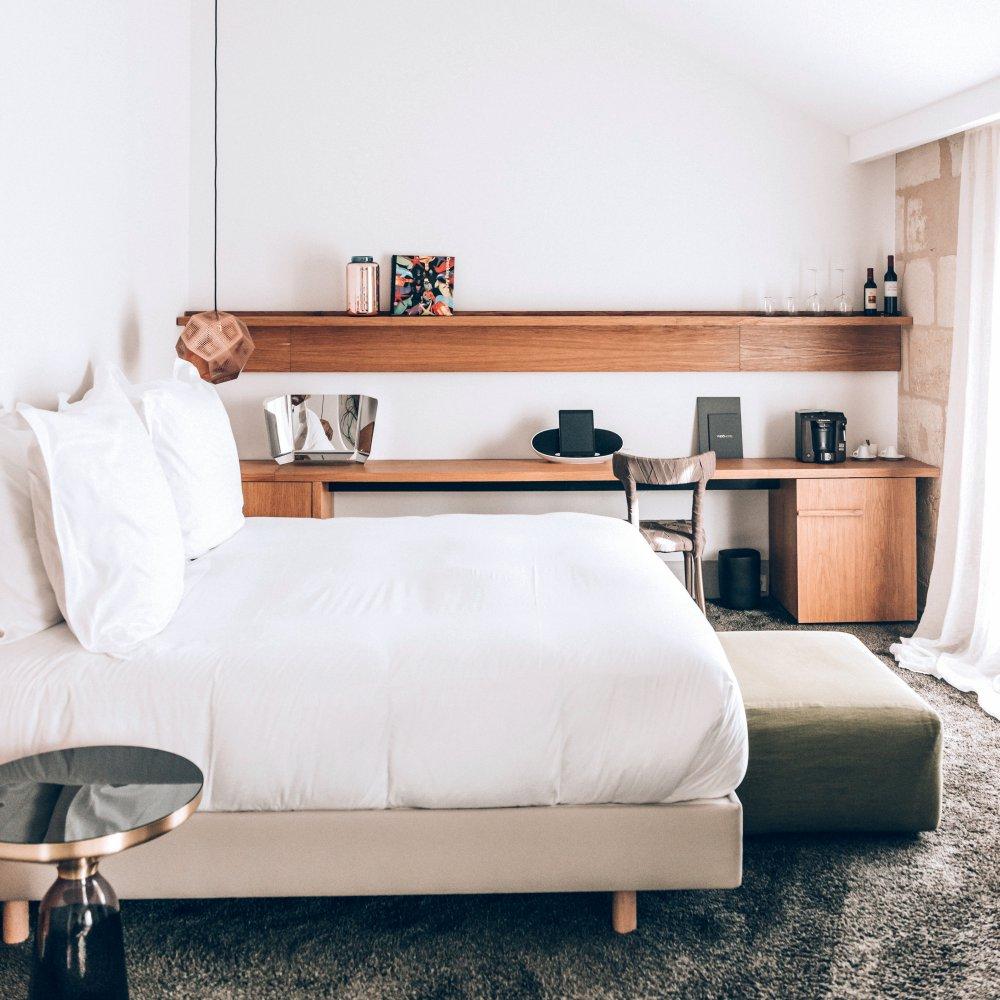 Rentabiliser l espace dans une petite chambre - Petite chambre adulte ...