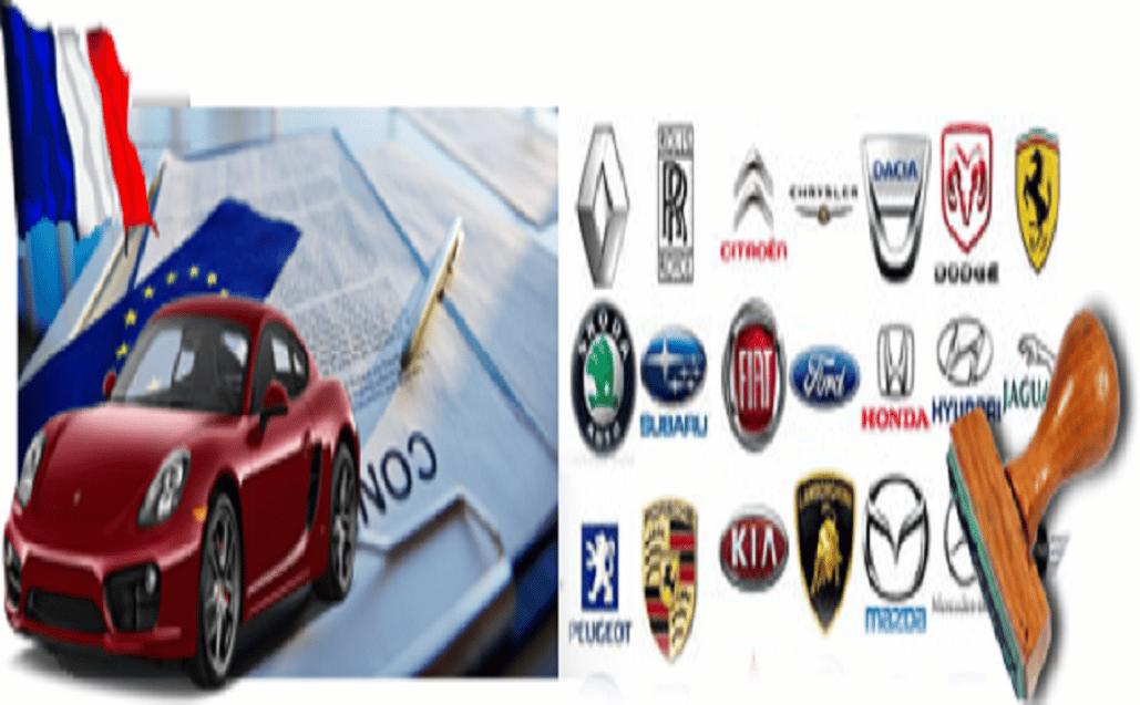 Certificat conformité européen