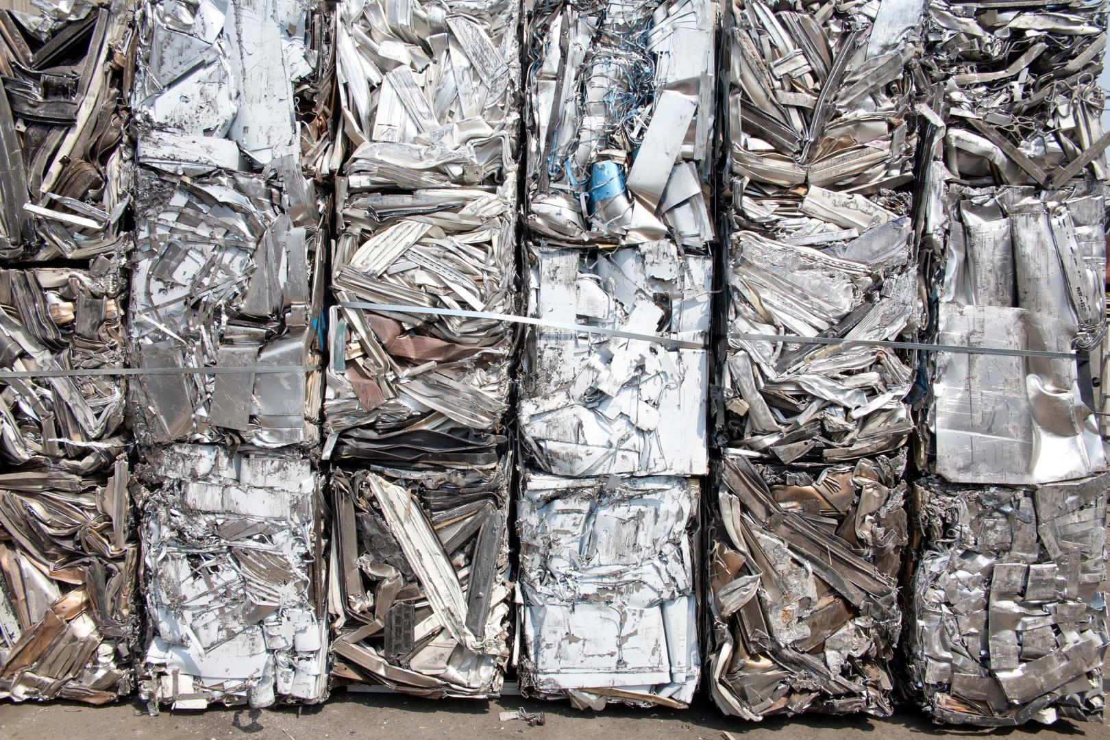 recyclage de l'acier