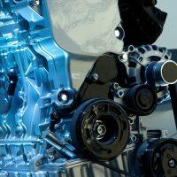 moteur de voiture
