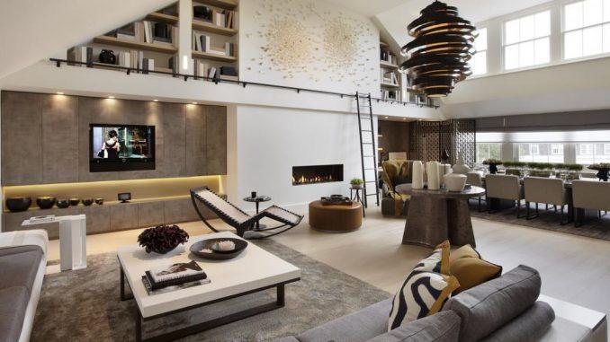 intrieur design pour maison ou villa chic