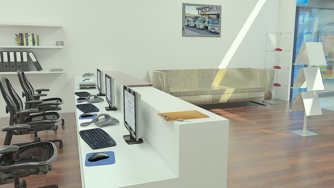 installer des lits dans open space de bureau