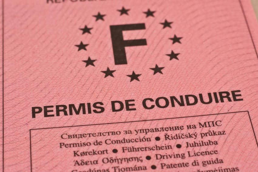 permis de conduire - Droit routier