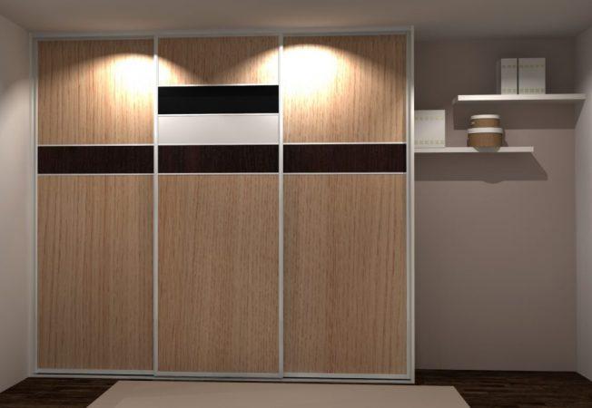 quelle porte de placard choisir ma gazette. Black Bedroom Furniture Sets. Home Design Ideas