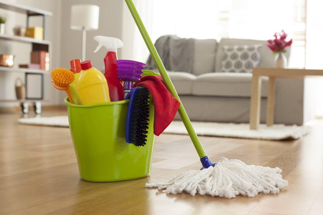 Trouver une femme de ménage