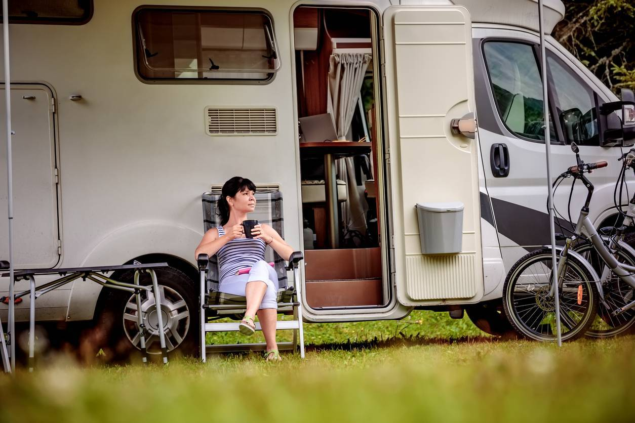 camping-car famille